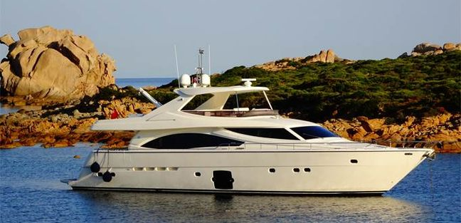 Felina Charter Yacht