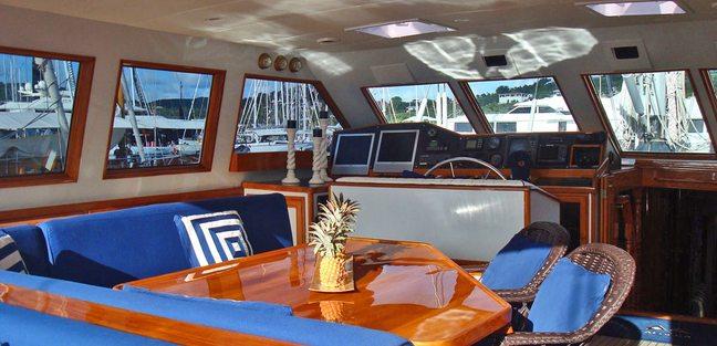 Caldera Charter Yacht - 3