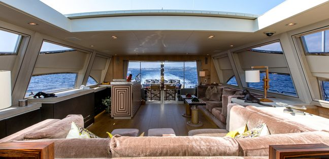 Cheeky Tiger Charter Yacht - 6