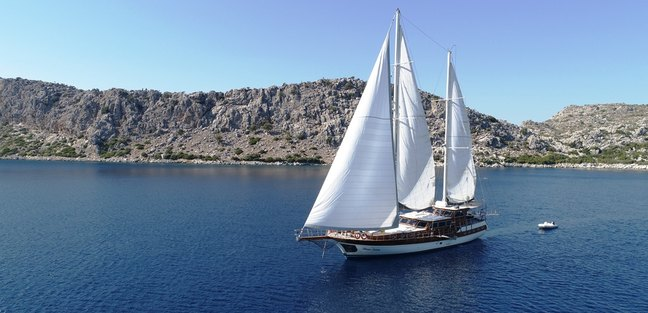 Ilknur Sultan Charter Yacht