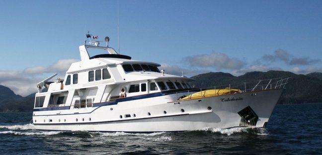 Caledonia Charter Yacht