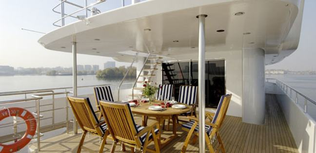 Nord Star Charter Yacht - 2