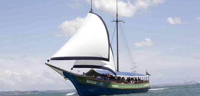 Schooner Resort Charter Yacht
