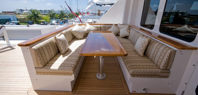 Sea Falcon II Charter Yacht - 4