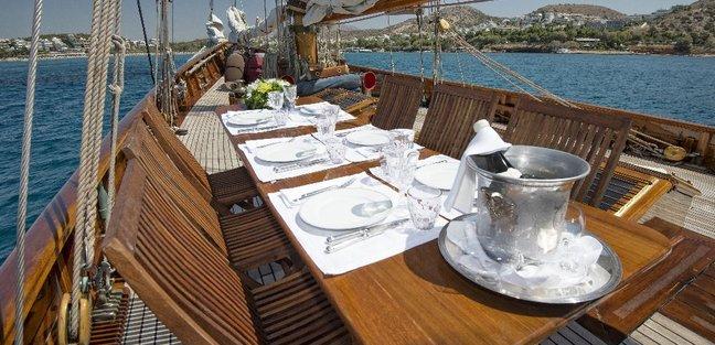 Aello Charter Yacht - 4
