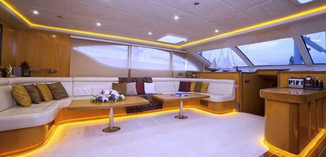 Justiniano Charter Yacht - 7