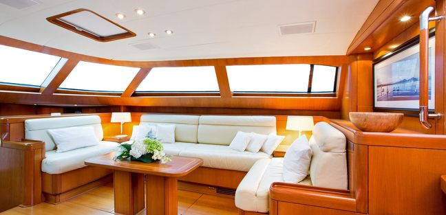 Rapture Charter Yacht - 5