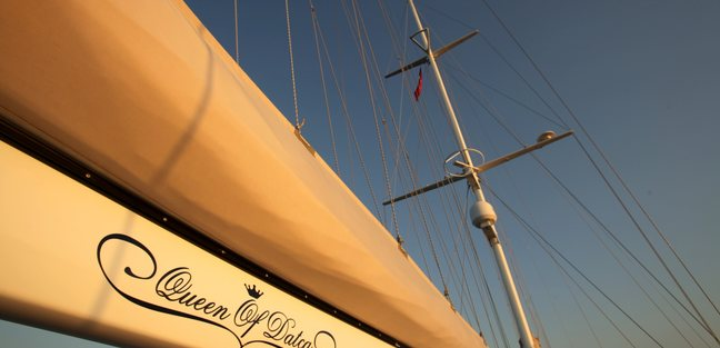 Queen of Datca Charter Yacht - 2