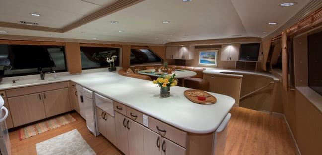 Golden Touch Charter Yacht - 6