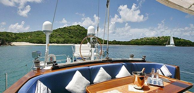 Caldera Charter Yacht - 2