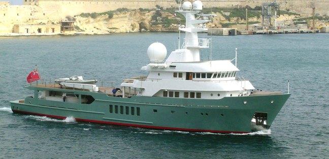 Karima Charter Yacht