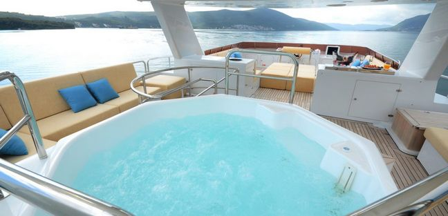 Ladyship Charter Yacht - 3