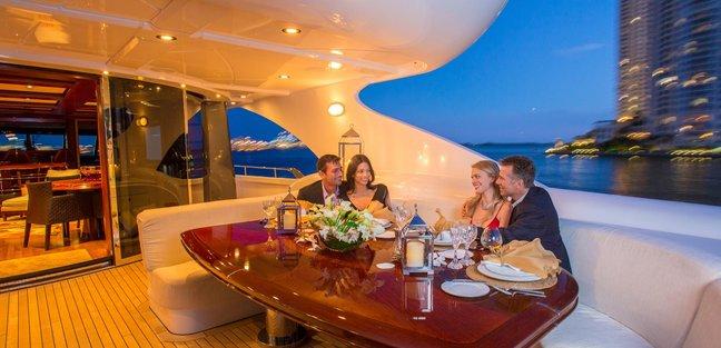 Usher Charter Yacht - 5