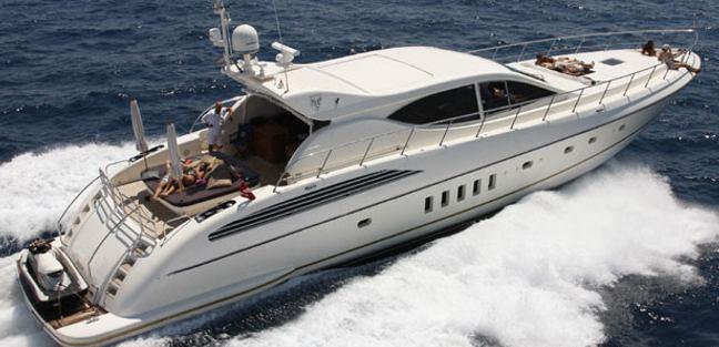 Tobeka Charter Yacht