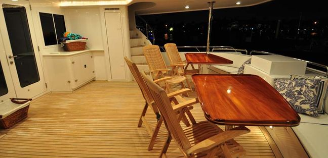 Northern Dream Charter Yacht - 3