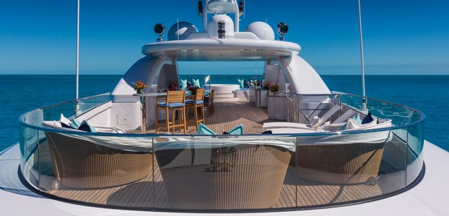 Baca Charter Yacht - 2