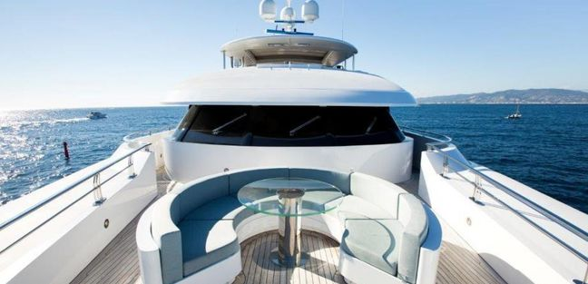 Vertigo Charter Yacht - 2
