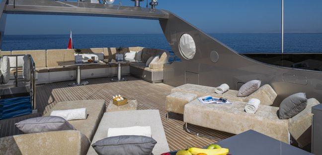 Xanax Charter Yacht - 2