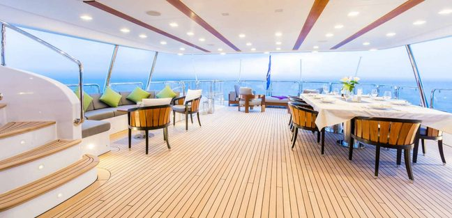 Edesia Charter Yacht - 6