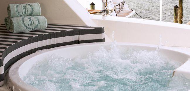 Lexington Blue Charter Yacht - 6