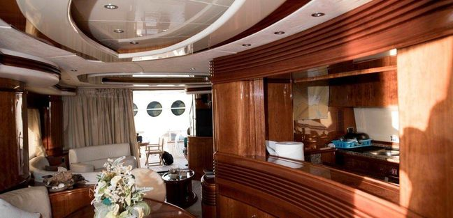 White Star Charter Yacht - 8
