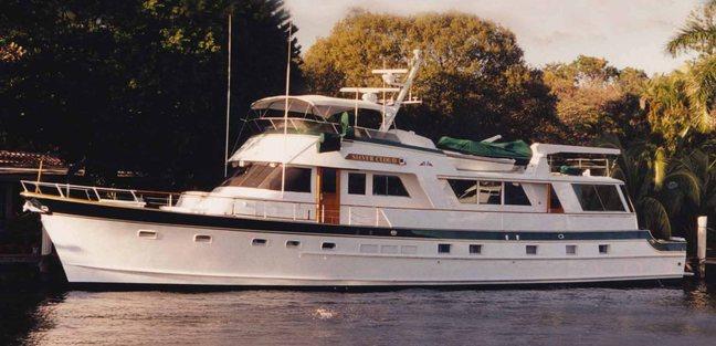 Kin Ship Charter Yacht