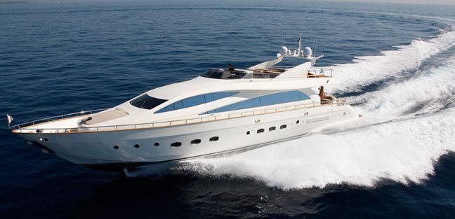 Vizantia Charter Yacht