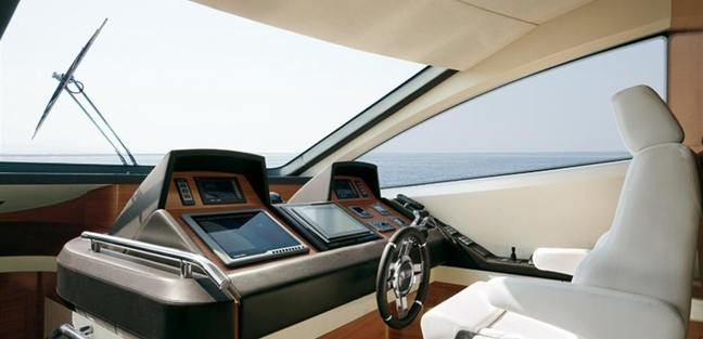 Own the Night Charter Yacht - 8