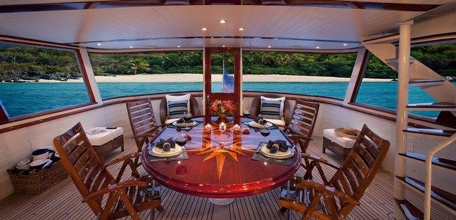 Chanticleer Charter Yacht - 4