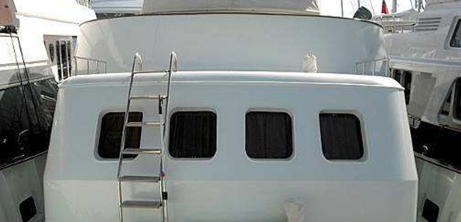 Moon Phase Charter Yacht - 3