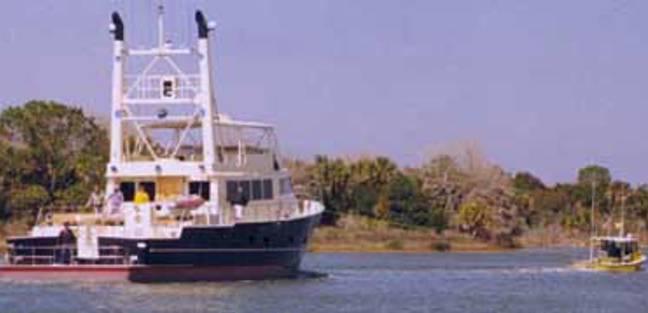 Neville Long Range Motor Yacht Charter Yacht - 5