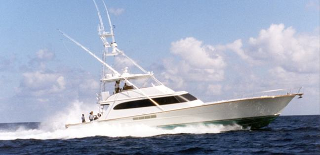 Speculator Charter Yacht