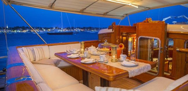 Gloria Charter Yacht - 4