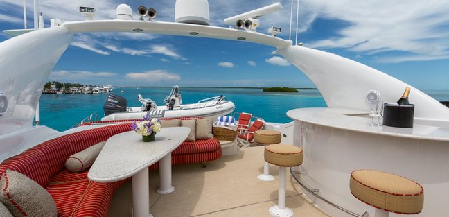 IV Tranquility Charter Yacht - 4