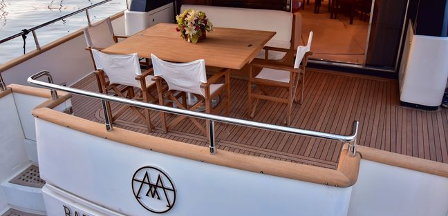 Barbarossa Moratti Charter Yacht - 4