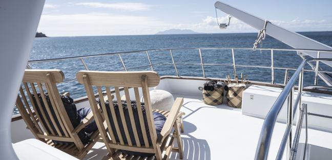 Sea Breeze III Charter Yacht - 4