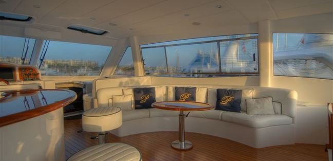 Crazy Love Charter Yacht - 5