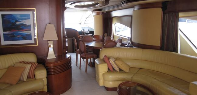 Carre d'As Charter Yacht - 5