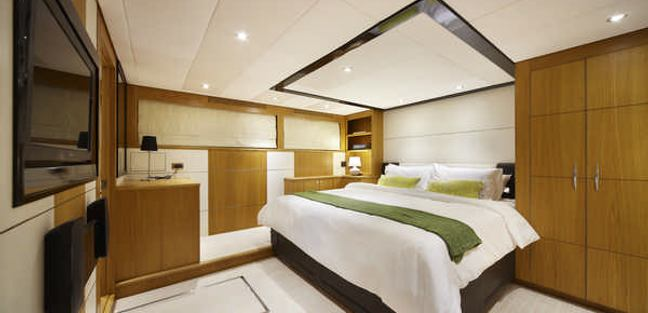 Megaway 128 Charter Yacht - 8