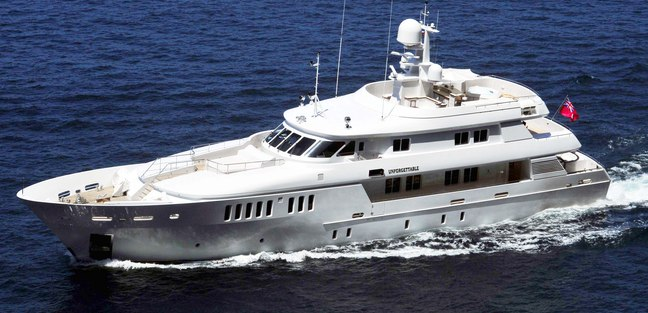 Unforgettable Charter Yacht