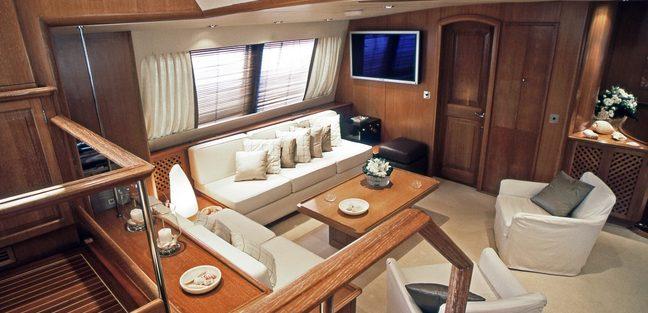 Althea Charter Yacht - 6