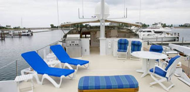 Trilogy Charter Yacht - 5