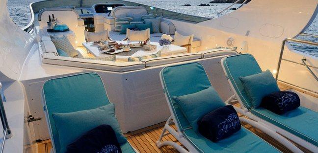 Amaya Charter Yacht - 5
