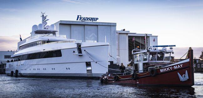 Najiba Charter Yacht - 5