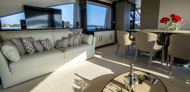 Invictus Charter Yacht - 8