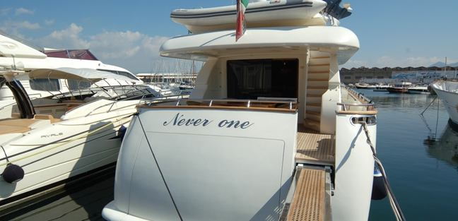 NEVER ONE Charter Yacht - 7