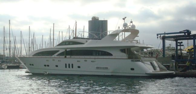 Miss Behaviour Charter Yacht - 2