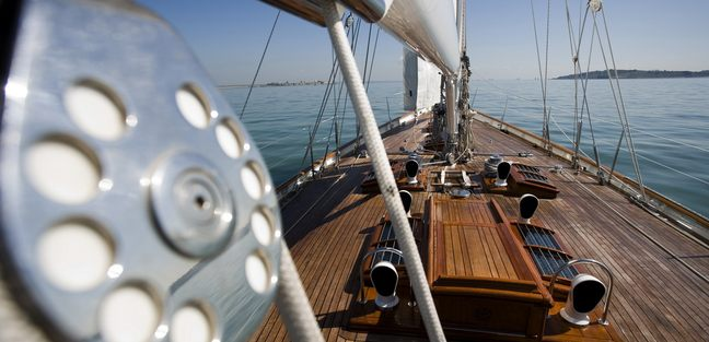 Copihue Charter Yacht - 2