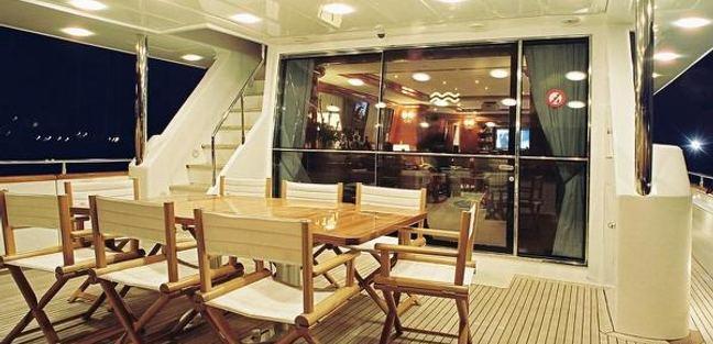 Aquarius S Charter Yacht - 3