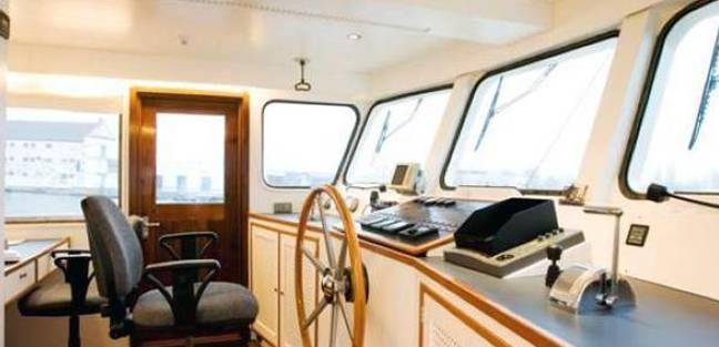 Zeewoelf Charter Yacht - 3